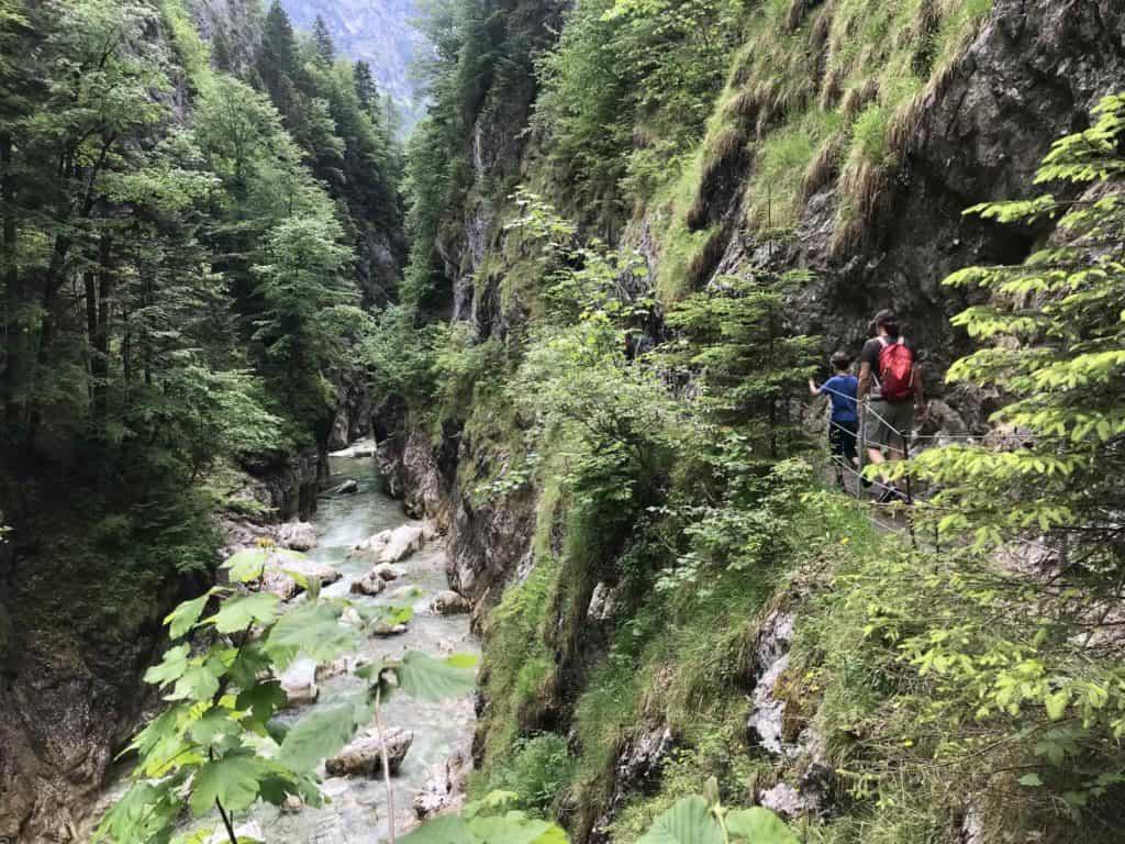Eintritt Kaiserklamm ? Was kostet die Klammwanderung in Tirol